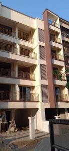 Gallery Cover Image of 635 Sq.ft 1 BHK Apartment for buy in Karanjade for 3500000