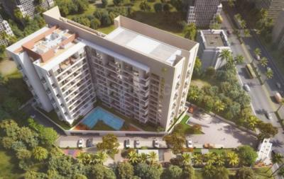 Gallery Cover Image of 980 Sq.ft 2 BHK Apartment for buy in 5 Star Royal Grande, Wakad for 6200000