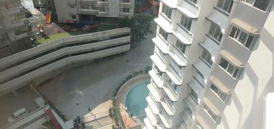 Gallery Cover Image of 700 Sq.ft 1 BHK Apartment for rent in Rizvi Oak, Malad East for 24000