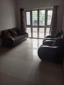 Gallery Cover Image of 1200 Sq.ft 3 BHK Apartment for rent in Wakad for 22000