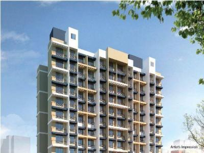 Gallery Cover Image of 690 Sq.ft 1 BHK Apartment for buy in Sai Kaveesha, Taloje for 3500000