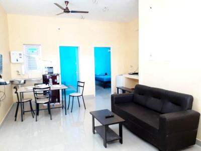 Living Room Image of Zolo Lake Square in Karapakkam