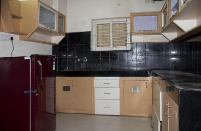Kitchen Image of Swapna Residency Flat No 301 in Begumpet