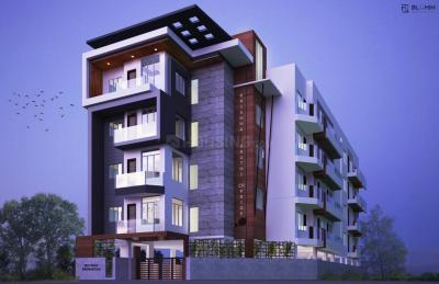 Gallery Cover Image of 1042 Sq.ft 6 BHK Apartment for buy in Uthrankar Krishna Kruthi CR Pride, RMV Extension Stage 2 for 7189800
