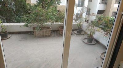 Balcony Image of 820 Sq.ft 2 BHK Apartment for buy in Wellwisher Kiarah Terrazo Phase II, Hadapsar for 5700000