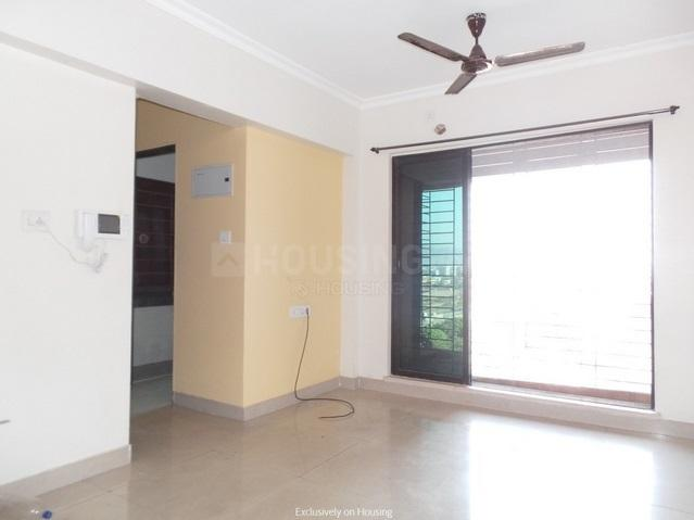 Living Room Image of 685 Sq.ft 1 BHK Apartment for rent in Kamothe for 14000