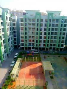 Gallery Cover Image of 630 Sq.ft 1 BHK Apartment for buy in Sumit Greendale, Virar West for 2800000