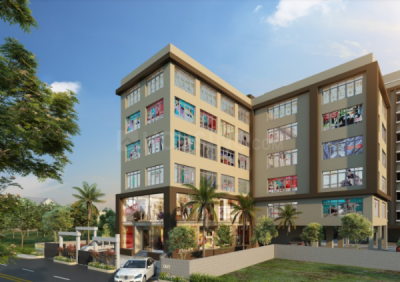 Gallery Cover Image of 1129 Sq.ft 3 BHK Apartment for buy in Rajpur Sonarpur for 3501760