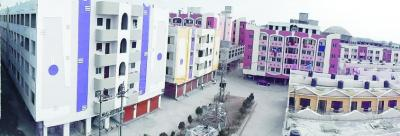 Gallery Cover Image of 434 Sq.ft 1 BHK Apartment for buy in Bada Bangarda for 900000