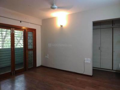 Gallery Cover Image of 1650 Sq.ft 3 BHK Apartment for rent in KBG Sunanda Residency, Domlur Layout for 45000