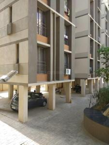 Gallery Cover Image of 646 Sq.ft 1 BHK Apartment for buy in Applewoods Estate Satyesh Residency, Shantipura for 1850000