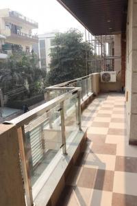 Balcony Image of Shree Laxmi Accommodation in Sector 44