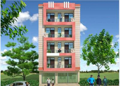 Gallery Cover Image of 560 Sq.ft 2 BHK Independent House for buy in Dwarka Mor for 2400000