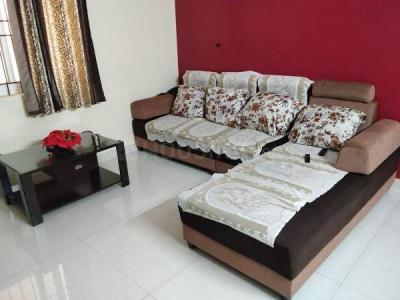 Gallery Cover Image of 1204 Sq.ft 2 BHK Apartment for rent in Desai Grandeur, Chansandra for 30000
