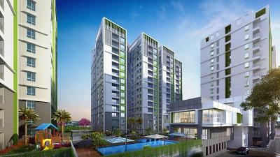 Gallery Cover Image of 1051 Sq.ft 2 BHK Apartment for buy in RWD Grand Corridor, Vanagaram  for 5779449
