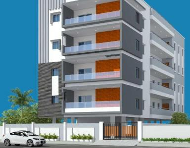 Gallery Cover Image of 1125 Sq.ft 2 BHK Apartment for buy in Bahadurpura for 5062500