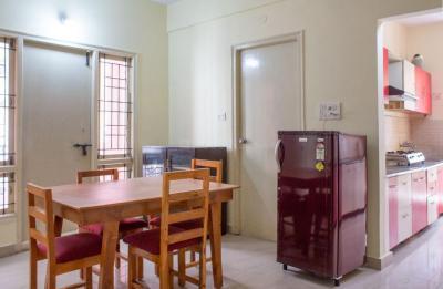 Dining Room Image of PG 4643535 Marathahalli in Marathahalli