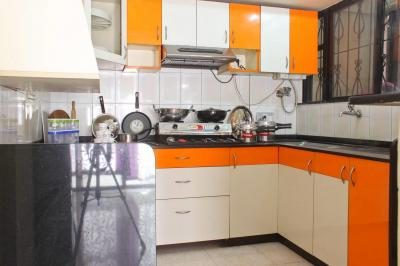 Kitchen Image of PG 4643018 Aundh in Aundh