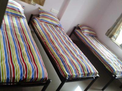 Bedroom Image of Rest Inn PG in Pimple Nilakh