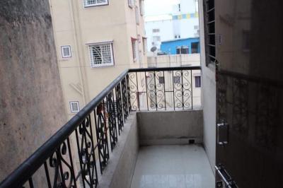 Balcony Image of Sri Sai PG in Chandan Nagar