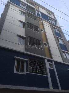 Gallery Cover Image of 410 Sq.ft 1 BHK Apartment for rent in Marathahalli for 12000