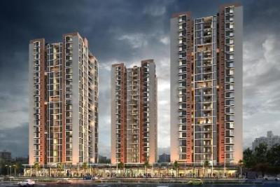 Gallery Cover Image of 840 Sq.ft 2 BHK Apartment for buy in Sukhwani Skylines, Wakad for 6200000