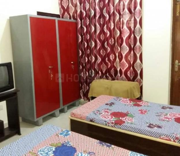 Bedroom Image of Durga PG in Sector 41