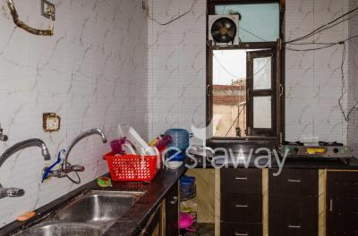 Kitchen Image of PG 4642882 Chittaranjan Park in Chittaranjan Park