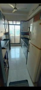 Kitchen Image of Oxotel,paying Guest Flats In Mumbai in Bhandup West