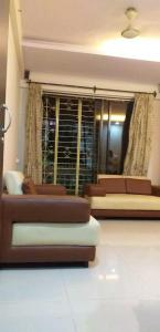 Gallery Cover Image of 1100 Sq.ft 2 BHK Apartment for rent in Sanpada for 45000