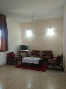 Gallery Cover Image of 800 Sq.ft 1 BHK Independent Floor for rent in Saket for 45000