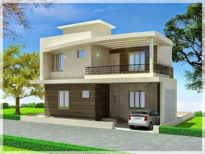 Gallery Cover Image of 730 Sq.ft 2 BHK Independent House for buy in A-Zone for 2150000