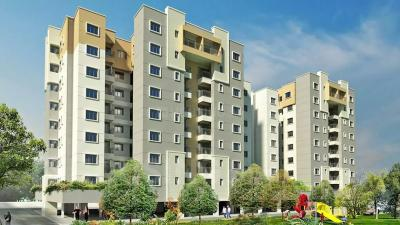 Gallery Cover Image of 937 Sq.ft 2 BHK Apartment for rent in Kannamangala for 20000