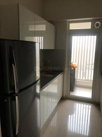Kitchen Image of 610 Sq.ft 1 BHK Apartment for buy in Godrej The Trees, Vikhroli East for 20000000