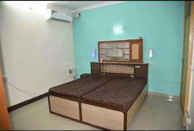 Bedroom Image of Shiv Raj PG in Andrews Ganj