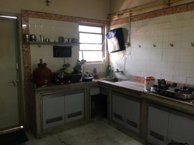 Kitchen Image of Jai Radhe PG in Satellite