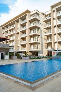 Gallery Cover Image of 1675 Sq.ft 2 BHK Apartment for buy in Salarpuria Sattva Waters Edge, Chicalim for 10600000