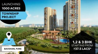 Gallery Cover Image of 730 Sq.ft 1 BHK Apartment for buy in Shapoorji Pallonji Bavdhan, Bavdhan for 3750000