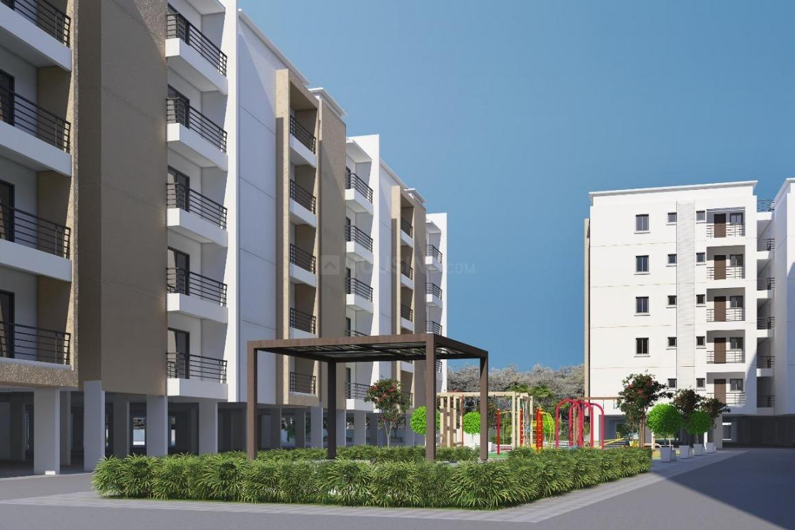 Building Image of 1210 Sq.ft 2 BHK Apartment for buy in Isnapur for 4232000