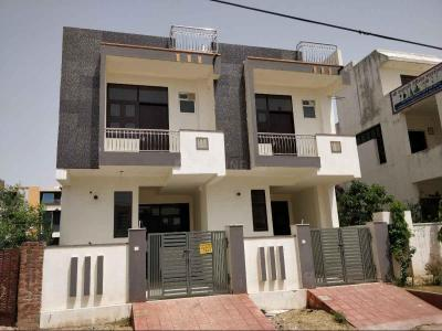 Gallery Cover Image of 1300 Sq.ft 3 BHK Villa for buy in Mansarovar for 5100000