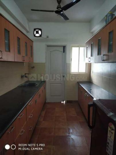 शोलिंगनल्लूर में पूर्णिमा नेस्ट के किचन की तस्वीर