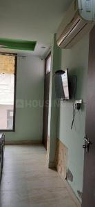 Gallery Cover Image of 600 Sq.ft 1 BHK Independent Floor for rent in Maan Happy Homes, Shahberi for 8000