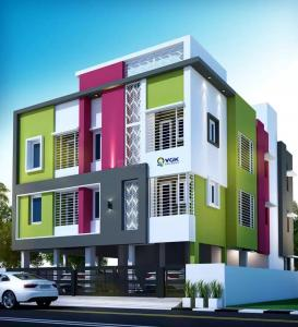 Gallery Cover Image of 882 Sq.ft 2 BHK Apartment for buy in Tambaram for 5071500