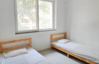 Bedroom Image of The Cosmopolis Flat No-101 in Magarpatta City