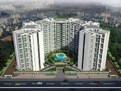 Gallery Cover Image of 805 Sq.ft 2 BHK Apartment for buy in Gajra Bhoomi Gardenia, Kalamboli for 6500000