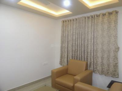 Gallery Cover Image of 450 Sq.ft 1 BHK Apartment for rent in Koramangala for 25000