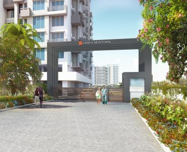 Gallery Cover Image of 1290 Sq.ft 3 BHK Apartment for buy in Dhanori for 6890000