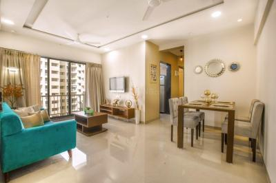 Gallery Cover Image of 1400 Sq.ft 3 BHK Apartment for rent in Khar West for 130000
