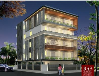 Gallery Cover Image of 2800 Sq.ft 4 BHK Independent Floor for buy in Sector 30 for 22500000