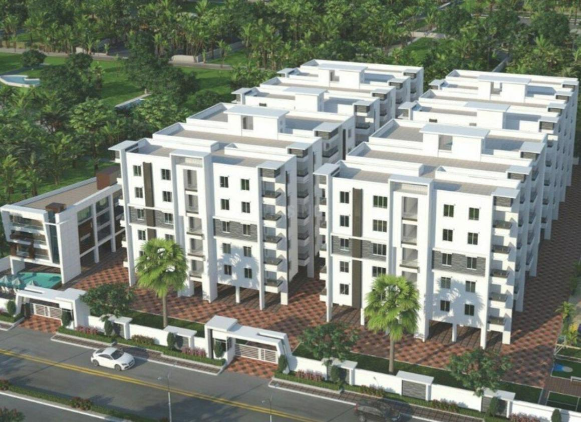 Brochure Image of 1000 Sq.ft 2 BHK Apartment for buy in Shamirpet for 1800000
